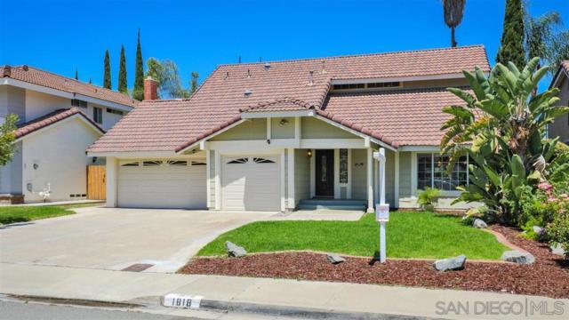 1818 Bearcat Ln, El Cajon, CA 92019 (#190033361) :: Ascent Real Estate, Inc.