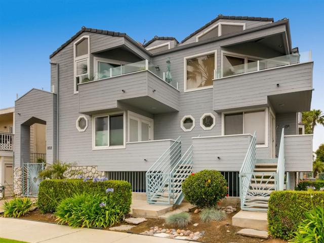 802 N Pacific St C, Oceanside, CA 92054 (#190033365) :: Coldwell Banker Residential Brokerage