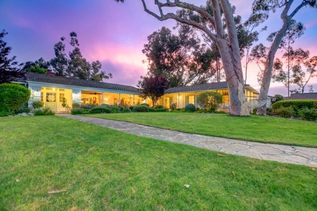 17458 Los Morros, Rancho Santa Fe, CA 92067 (#190033415) :: Coldwell Banker Residential Brokerage