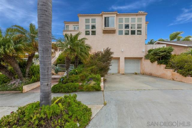 854 Agate St, San Diego, CA 92109 (#190033452) :: The Yarbrough Group