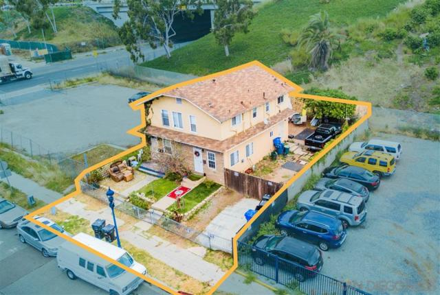 39-45 17th St #0, San Diego, CA 92101 (#190033548) :: Coldwell Banker Residential Brokerage