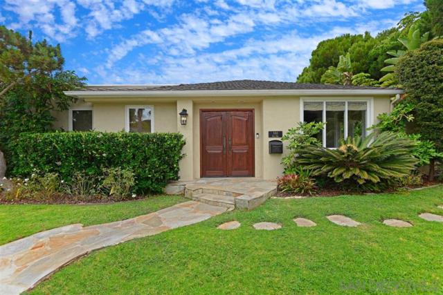 386 Mesa Way, La Jolla, CA 92037 (#190033568) :: Coldwell Banker Residential Brokerage