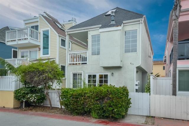 815 San Jose Pl, San Diego, CA 92109 (#190033637) :: Be True Real Estate