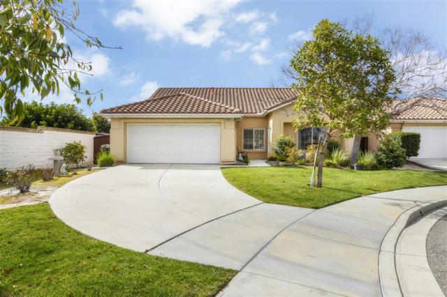 3873 Arista Way, Oceanside, CA 92058 (#190033664) :: Coldwell Banker Residential Brokerage