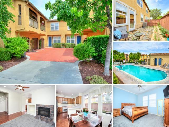13325 Via Magdalena #5, San Diego, CA 92129 (#190033682) :: Coldwell Banker Residential Brokerage