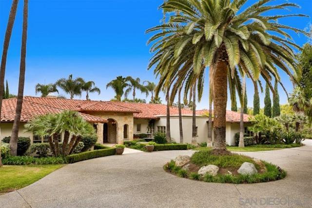 7045 El Vuelo Del Este, Rancho Santa Fe, CA 92067 (#190033687) :: Coldwell Banker Residential Brokerage