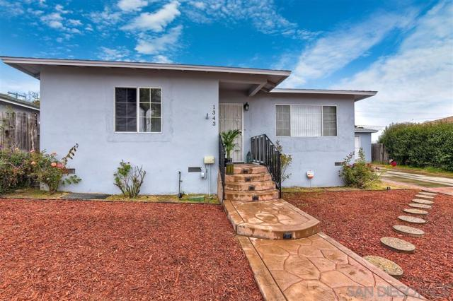 1343 Costa Ave, Chula Vista, CA 91911 (#190033703) :: Coldwell Banker Residential Brokerage