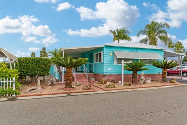 200 N El Camino Real 98 #98, Oceanside, CA 92058 (#190033720) :: Allison James Estates and Homes