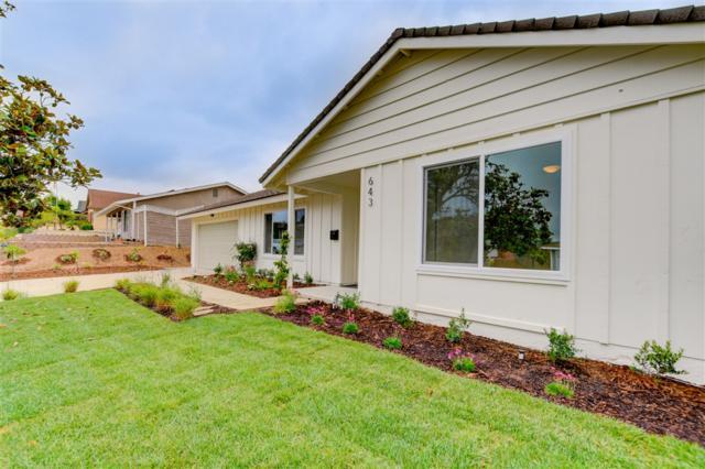 643 Mclain St, Escondido, CA 92027 (#190033734) :: San Diego Area Homes for Sale