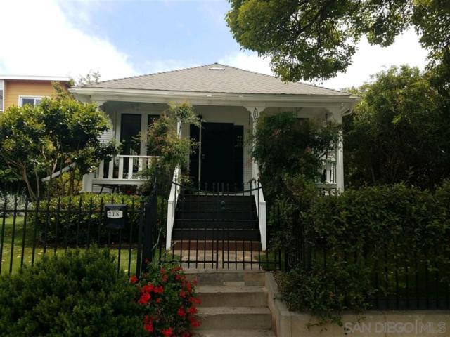 218 S Clementine St, Oceanside, CA 92054 (#190033785) :: Coldwell Banker Residential Brokerage