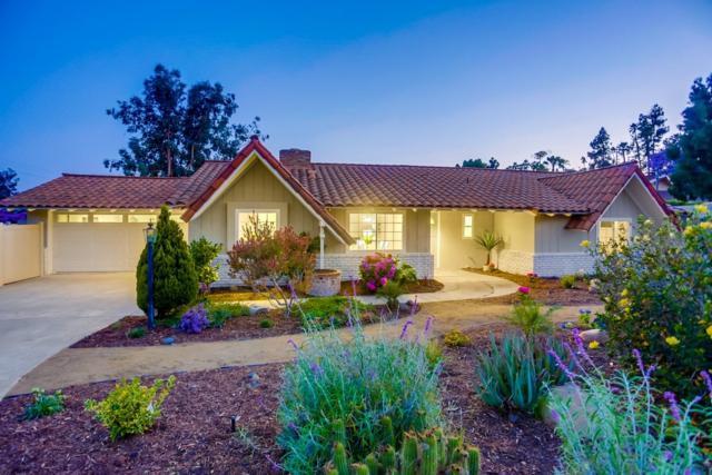 1421 Alta Vista Dr, Vista, CA 92084 (#190033797) :: Allison James Estates and Homes