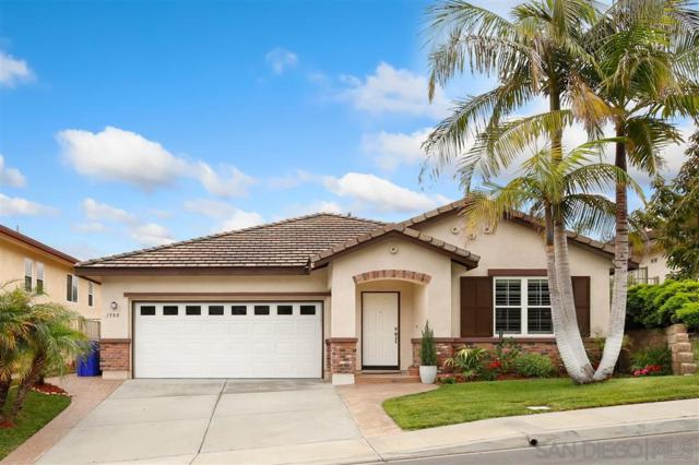 1580 Loma Alta, San Marcos, CA 92069 (#190033937) :: Coldwell Banker Residential Brokerage