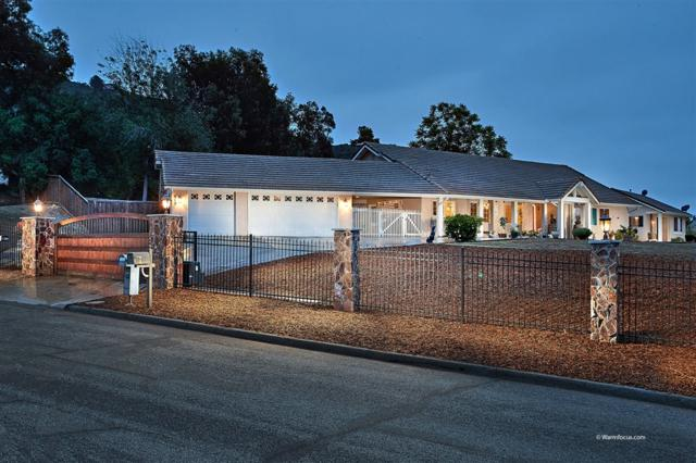 615 Cox Rd, San Marcos, CA 92069 (#190033945) :: Coldwell Banker Residential Brokerage