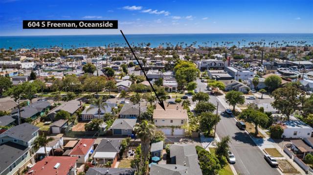 604 S Freeman, Oceanside, CA 92054 (#190033961) :: Neuman & Neuman Real Estate Inc.