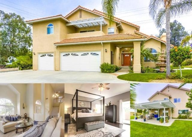 1360 Lorenzo Drive, Fallbrook, CA 92028 (#190034061) :: Ascent Real Estate, Inc.