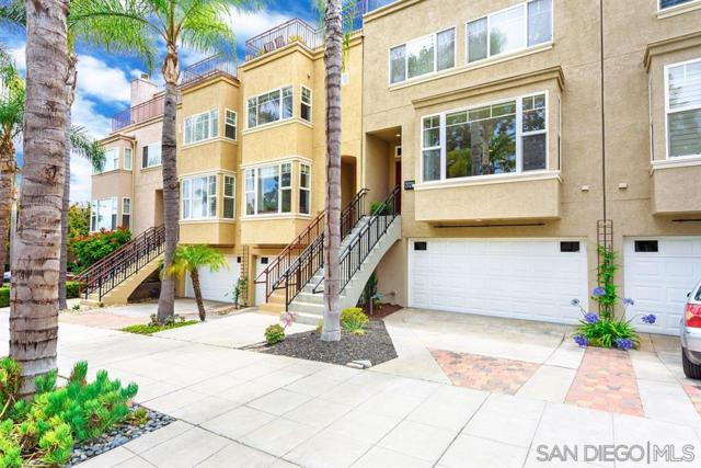 2228 6th Ave, San Diego, CA 92101 (#190034069) :: Coldwell Banker Residential Brokerage