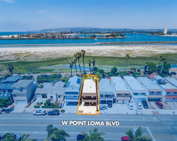 5116 W Point Loma Blvd, San Diego, CA 92107 (#190034102) :: Coldwell Banker Residential Brokerage