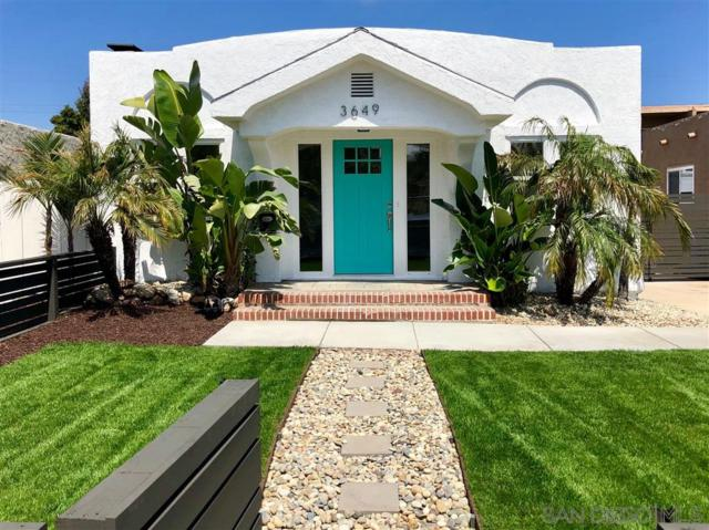 3649 32nd St, San Diego, CA 92104 (#190034248) :: Welcome to San Diego Real Estate