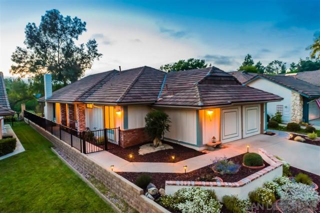 1318 Brewley Ln, Vista, CA 92081 (#190034270) :: Keller Williams - Triolo Realty Group
