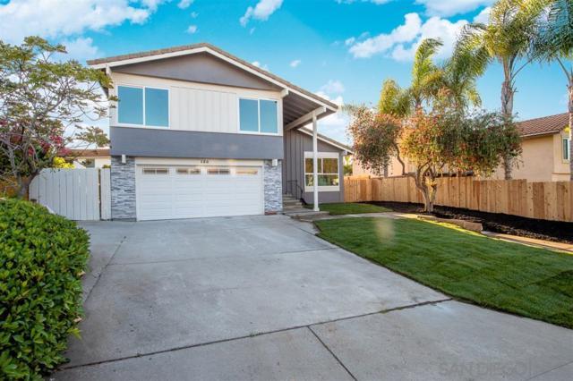 138 Cerro, Encinitas, CA 92024 (#190034546) :: Coldwell Banker Residential Brokerage