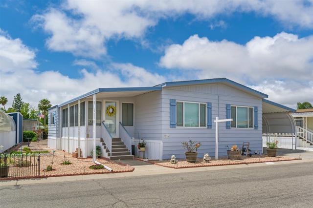 200 N El Camino Real #286, Oceanside, CA 92058 (#190034618) :: Allison James Estates and Homes