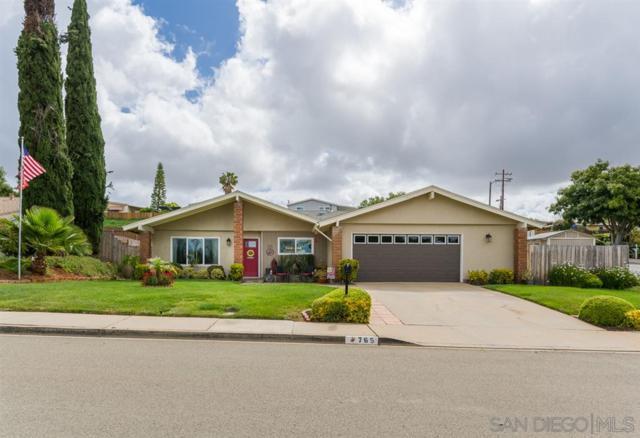 765 Dorothea, San Marcos, CA 92069 (#190034771) :: Coldwell Banker Residential Brokerage