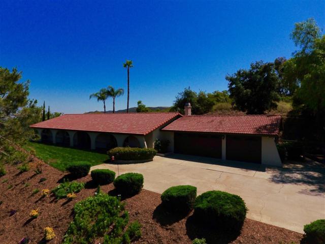 1753 Tierra Libertia Rd, Escondido, CA 92026 (#190034772) :: Coldwell Banker Residential Brokerage