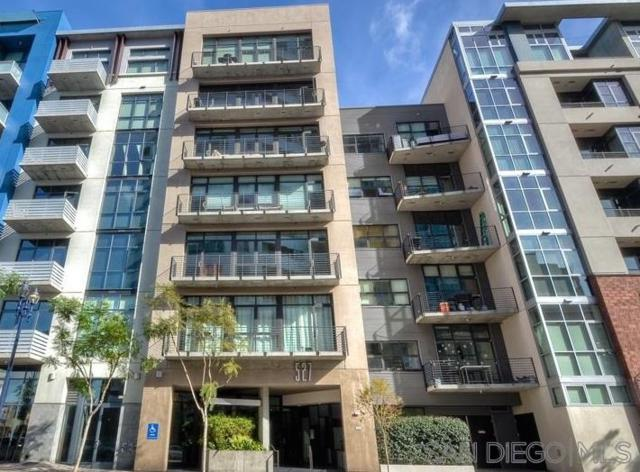 527 10th Avenue #608, San Diego, CA 92101 (#190034802) :: Welcome to San Diego Real Estate