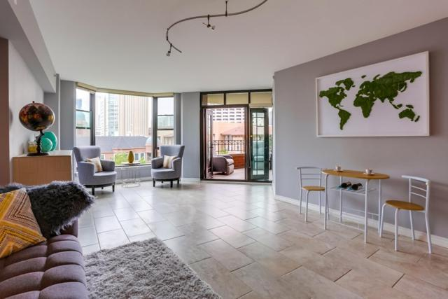 500 W Harbor #607, San Diego, CA 92101 (#190034934) :: Welcome to San Diego Real Estate