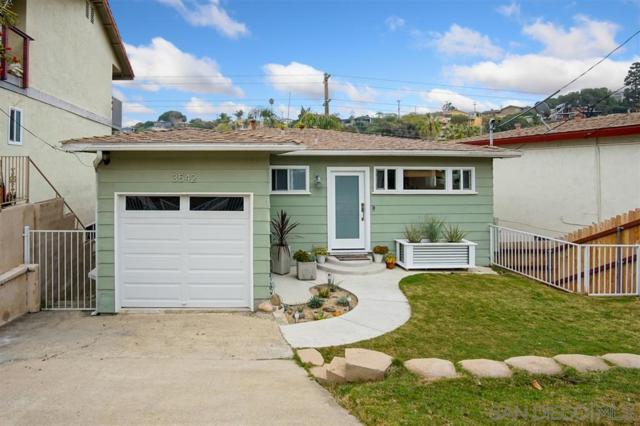 3542 Wawona Dr, San Diego, CA 92106 (#190034942) :: Coldwell Banker Residential Brokerage