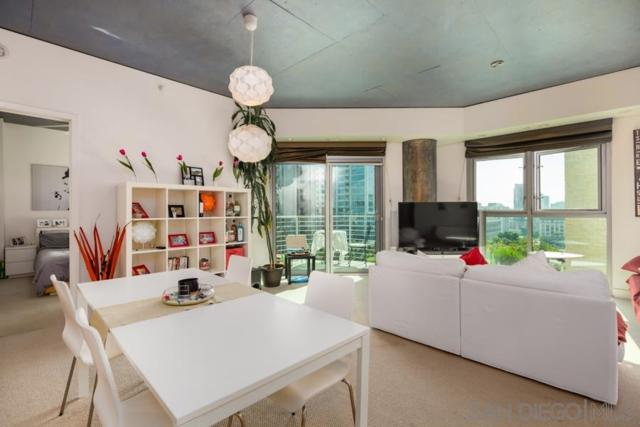801 Ash St #303, San Diego, CA 92101 (#190034978) :: Welcome to San Diego Real Estate