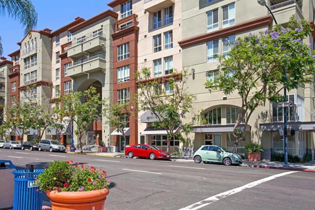 1501 Front #116, San Diego, CA 92101 (#190034981) :: Welcome to San Diego Real Estate