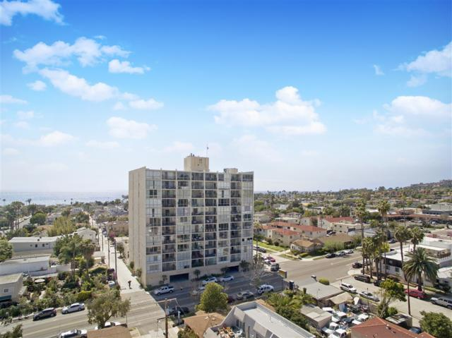 4944 Cass Street #202, San Diego, CA 92109 (#190035009) :: Keller Williams - Triolo Realty Group