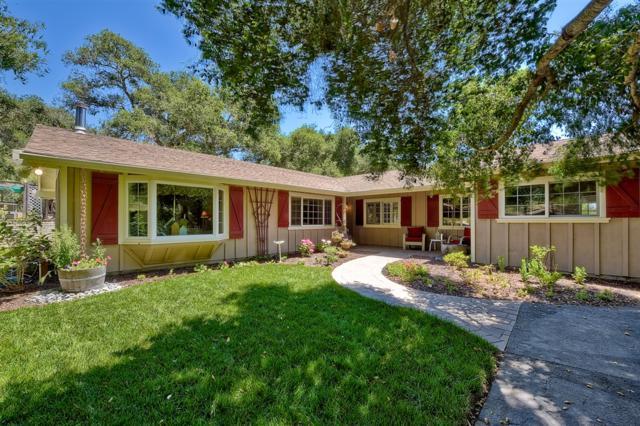 2490 Heyneman Hollow, Fallbrook, CA 92028 (#190035011) :: Allison James Estates and Homes