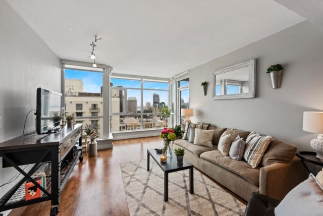 325 7th Avenue #1707, San Diego, CA 92101 (#190035036) :: Welcome to San Diego Real Estate