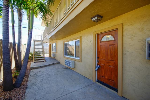 3661 43Rd St #2, San Diego, CA 92105 (#190035119) :: Coldwell Banker Residential Brokerage