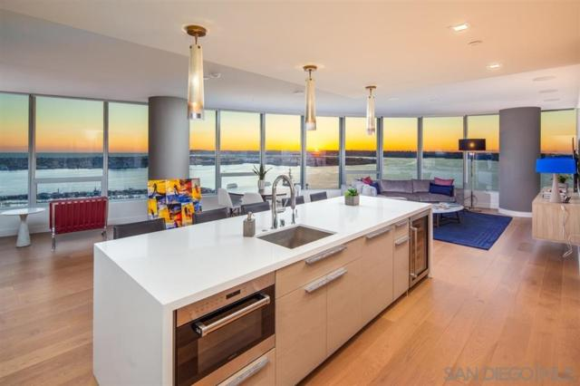 888 W E Street #2602, San Diego, CA 92101 (#190035122) :: Coldwell Banker Residential Brokerage