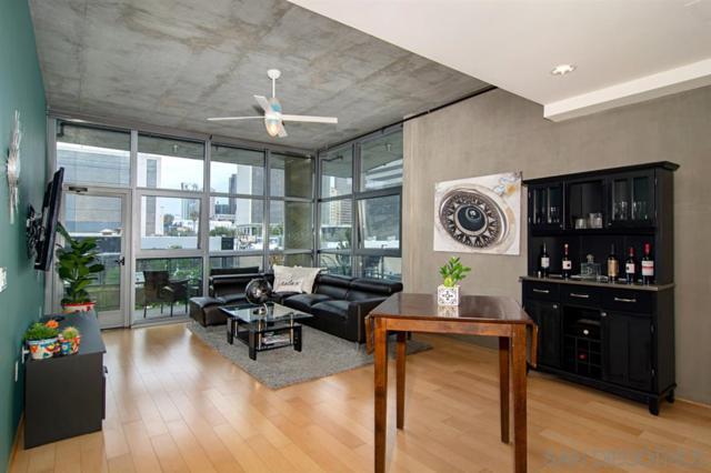 1494 Union St #201, San Diego, CA 92101 (#190035229) :: Cane Real Estate
