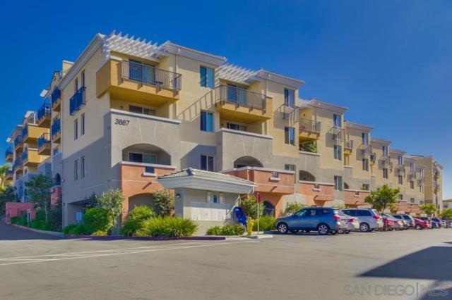 3887 Pell Pl #106, San Diego, CA 92130 (#190035488) :: Coldwell Banker Residential Brokerage