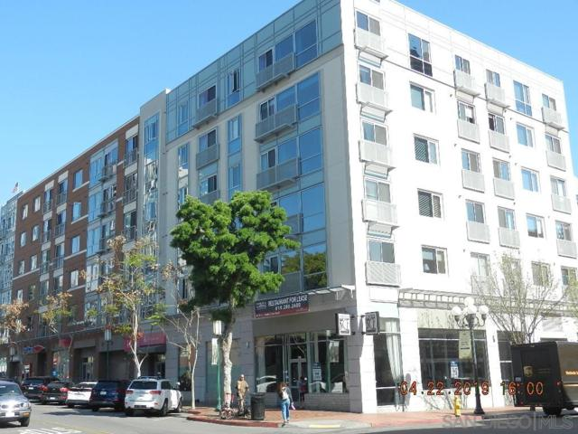 445 Island Ave #703, San Diego, CA 92101 (#190035545) :: Neuman & Neuman Real Estate Inc.