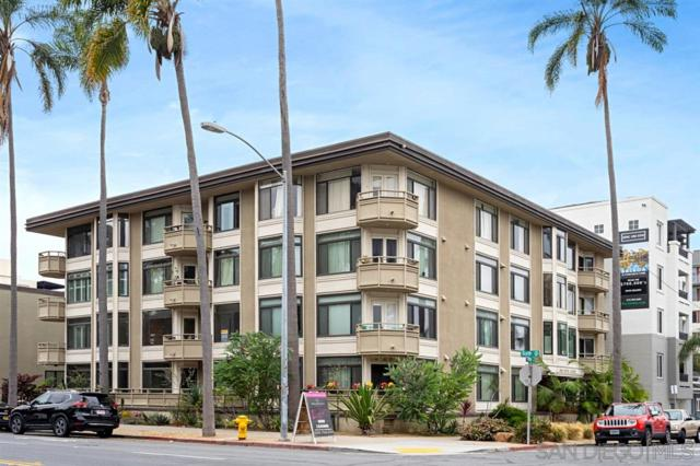 3290 6th Ave 2E, San Diego, CA 92103 (#190035765) :: The Yarbrough Group