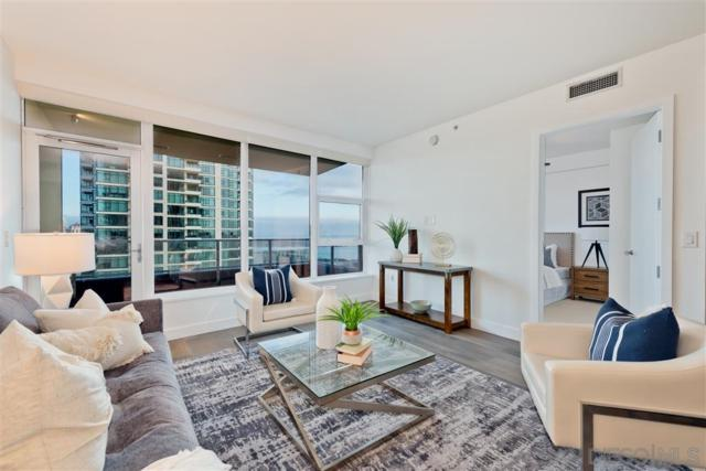 1325 Pacific Hwy #2803, San Diego, CA 92101 (#190036057) :: Coldwell Banker Residential Brokerage