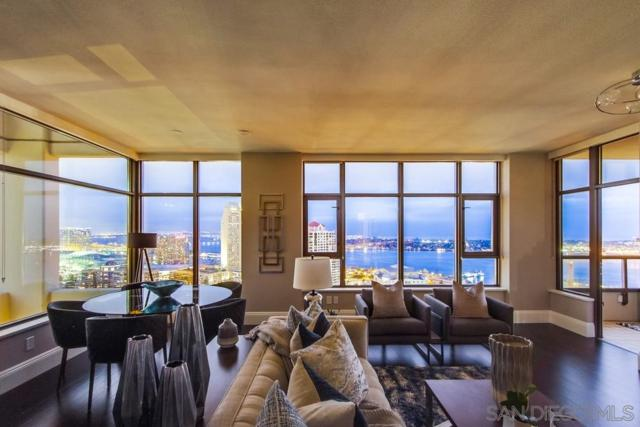 700 W E St #2906, San Diego, CA 92101 (#190036118) :: Coldwell Banker Residential Brokerage