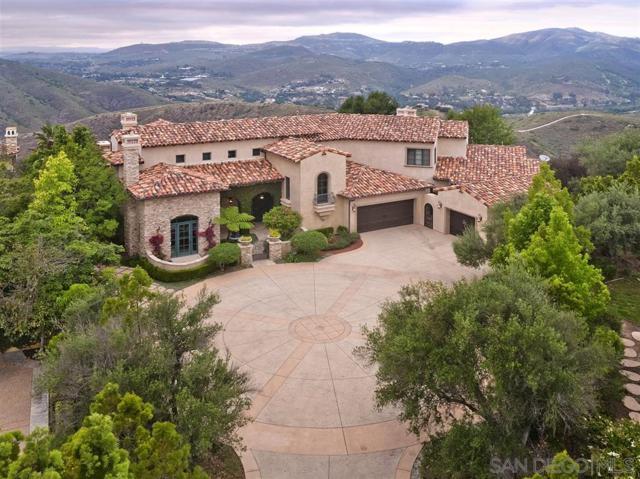 8044 Camino De Arriba, Rancho Santa Fe, CA 92067 (#190036533) :: Coldwell Banker Residential Brokerage
