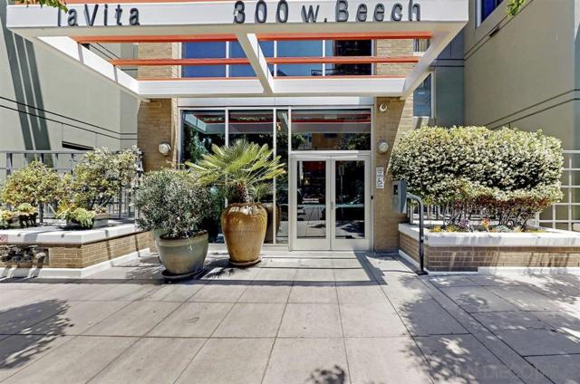 300 W Beech St #605, San Diego, CA 92101 (#190037142) :: Ascent Real Estate, Inc.