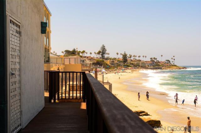 240 Coast Blvd 1D, La Jolla, CA 92037 (#190037181) :: Whissel Realty