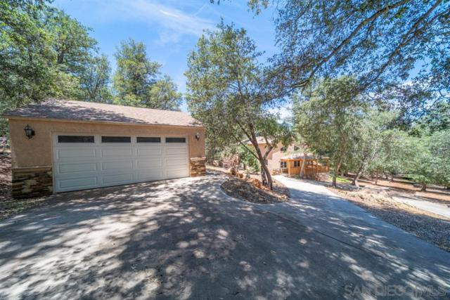 4584 Luneta Dr, Julian, CA 92036 (#190037285) :: Whissel Realty