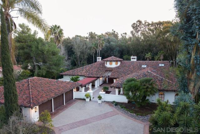 16745 Avenida Arroyo Pasajero, Rancho Santa Fe, CA 92067 (#190037367) :: Neuman & Neuman Real Estate Inc.