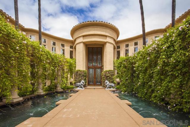 16128 Rambla Del Las Flores, Rancho Santa Fe, CA 92067 (#190037409) :: Cay, Carly & Patrick | Keller Williams
