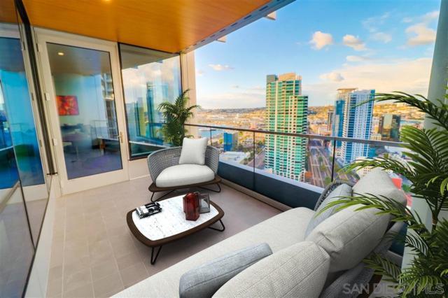 888 W E St #3006, San Diego, CA 92101 (#190037441) :: Neuman & Neuman Real Estate Inc.